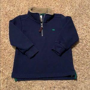 Carter's Quarter ZIP Sweater